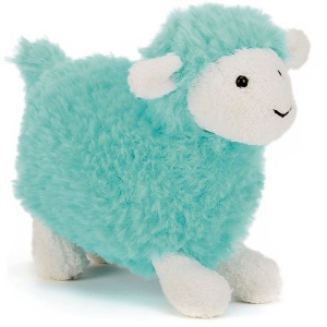 Turquoise Sugar Sheep