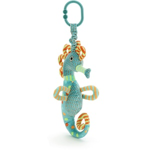 Under the Sea Seahorse Rattle