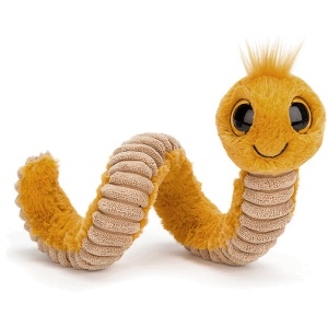 Wiggly Yellow Worm